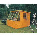 15% OFF and FREE delivery for garden buildings from B&Q