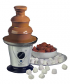 50% OFF the cascading BELLINI Chocolate Fountain from Currys