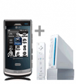 FREE LG Secret and Nintendo Wii, 600 mins, Unlimited texts and Mobile Internet/Email